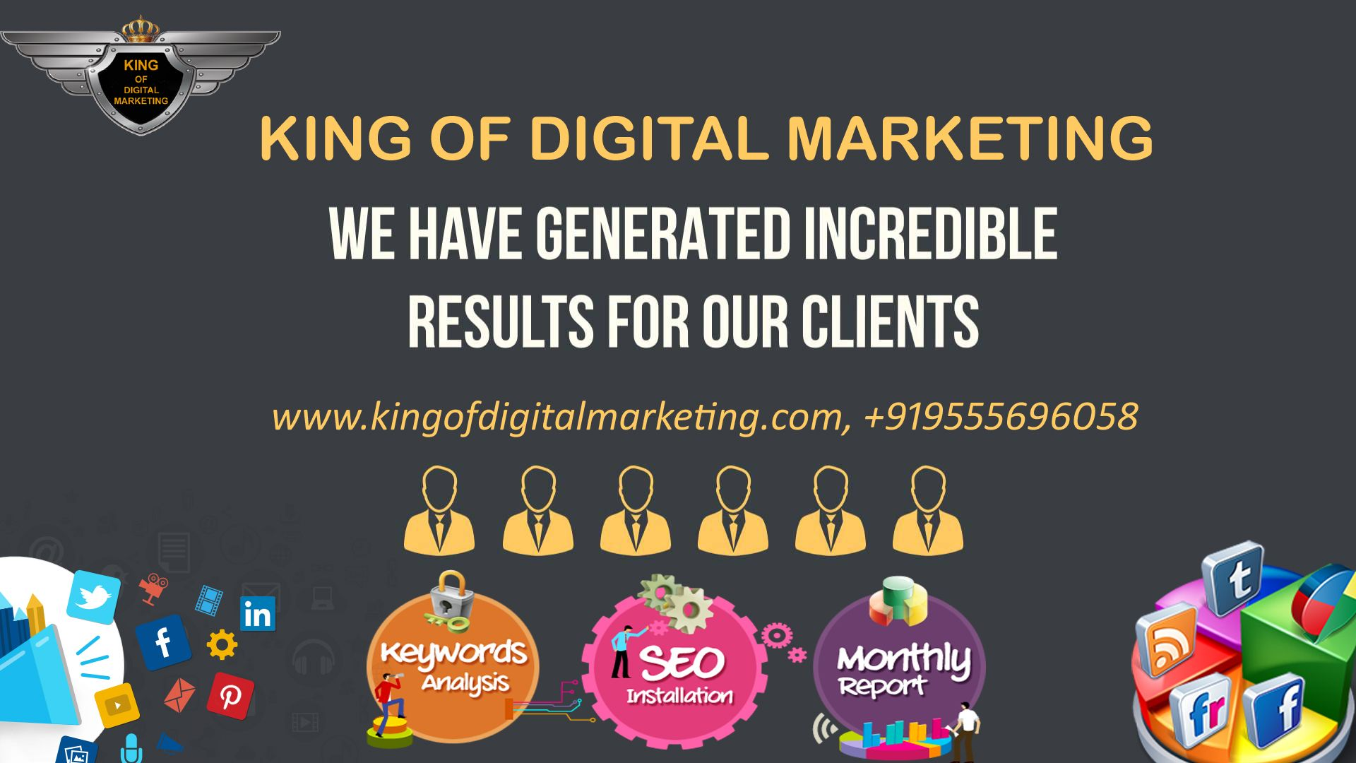Online Marketing Companies List In India