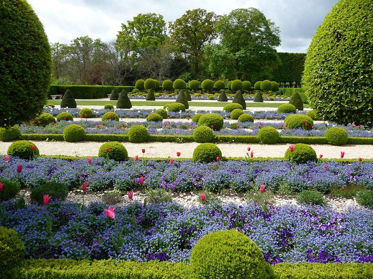 Le jardin de l orangerie du parc de sceaux hauts de seine paris c t jardin topiary - Les jardins de l orangerie ...