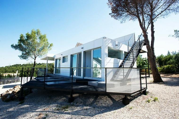 Modularhäuser die bekanntesten spanischen Unternehmen