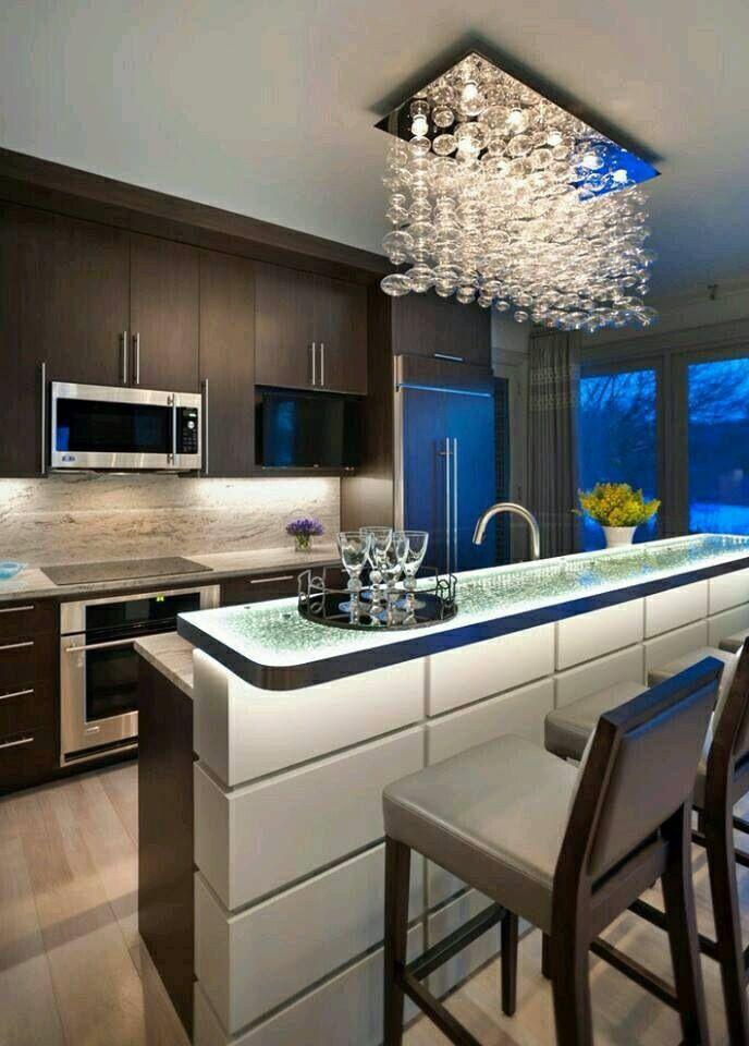 Kitchen bar | Dream House | Pinterest