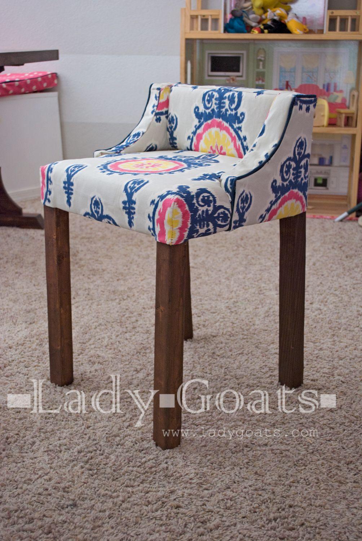 Pleasing Diy Vanity Chair House Diy Slipcovers For Chairs Diy Evergreenethics Interior Chair Design Evergreenethicsorg