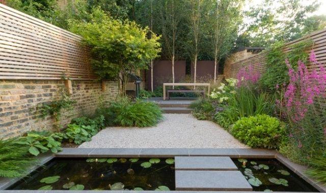 Lange smalle tuin ontwerpen huis decoratie ideeen awesome lange