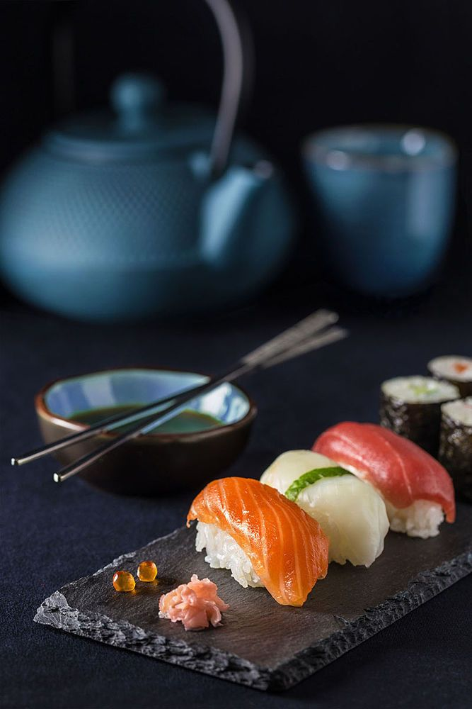 Sushi & Tea By Ana Gómez On 500px (With Images)