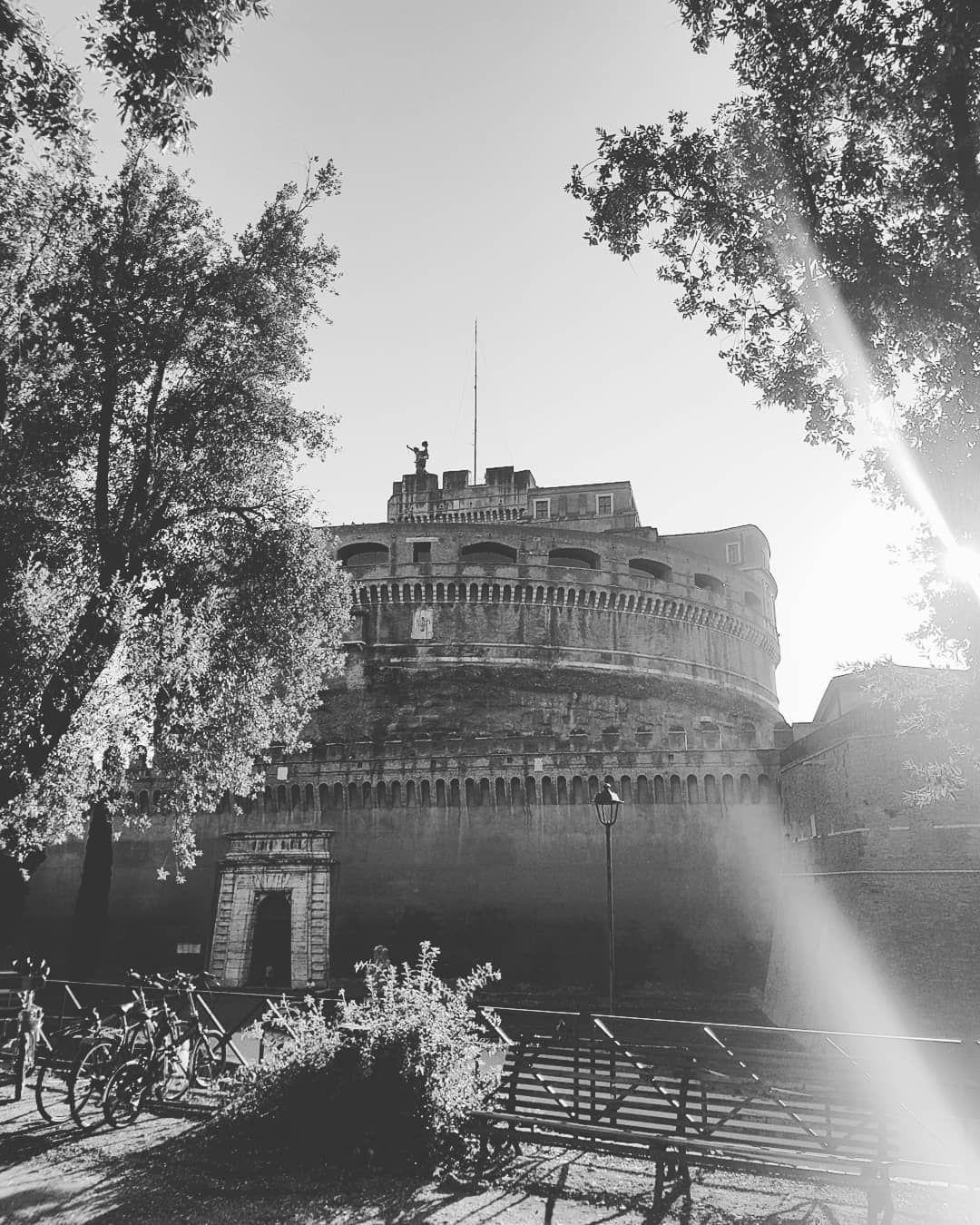 Castel Sant Angelo Ii Xvi Century Roma Roma Rome Castelsantangelo Empire Mausoleum Emperor Adrianus R Castel Sant Angelo Roman Empire Mausoleum