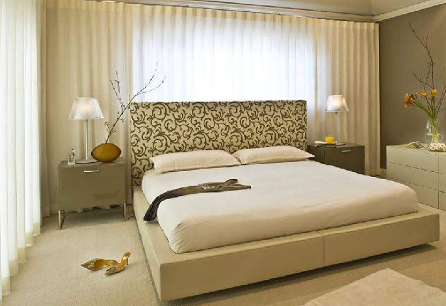 Bedroom Wall Ideas For Small Rooms Photo