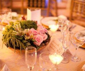 Casamento: A decoração