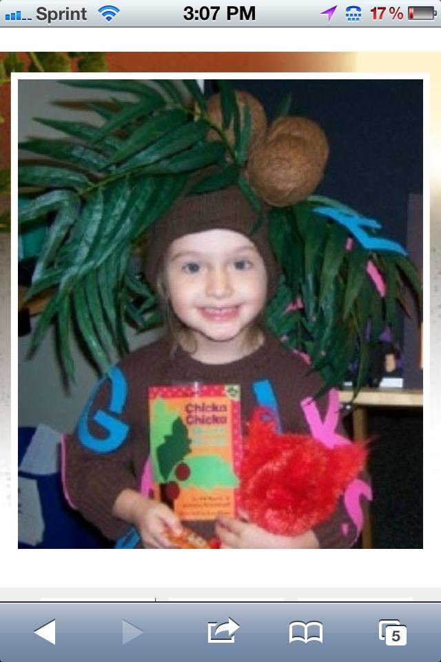 Coconut tree costume  sc 1 st  Pinterest & Coconut tree costume | Jungle book jr. | Pinterest | Tree costume ...