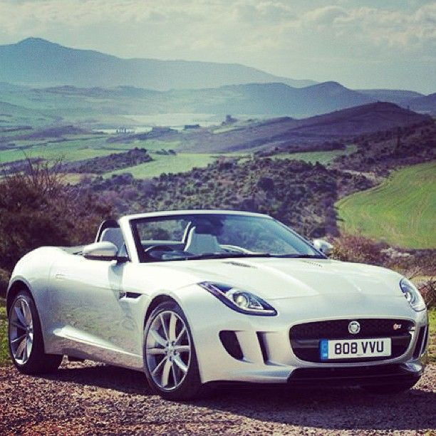Who Else Loves This Gorgeous Jaguar F-TYPE?