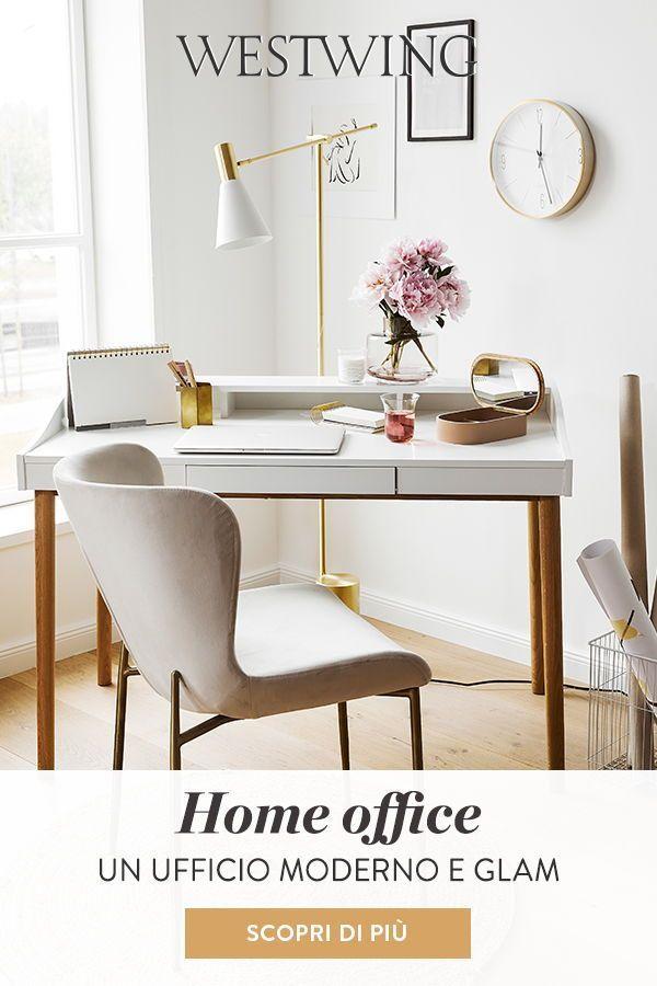 Ufficio glam & moderno a casa