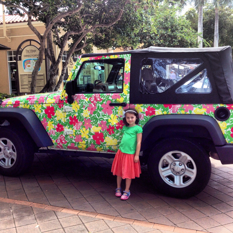 Mia S Lily Pulitzer Jeep Naples Fl Car Accessories Lily Pulitzer Vera Bradley Backpack