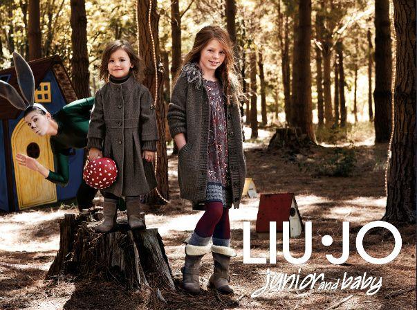 LIU JO Juniors campaign