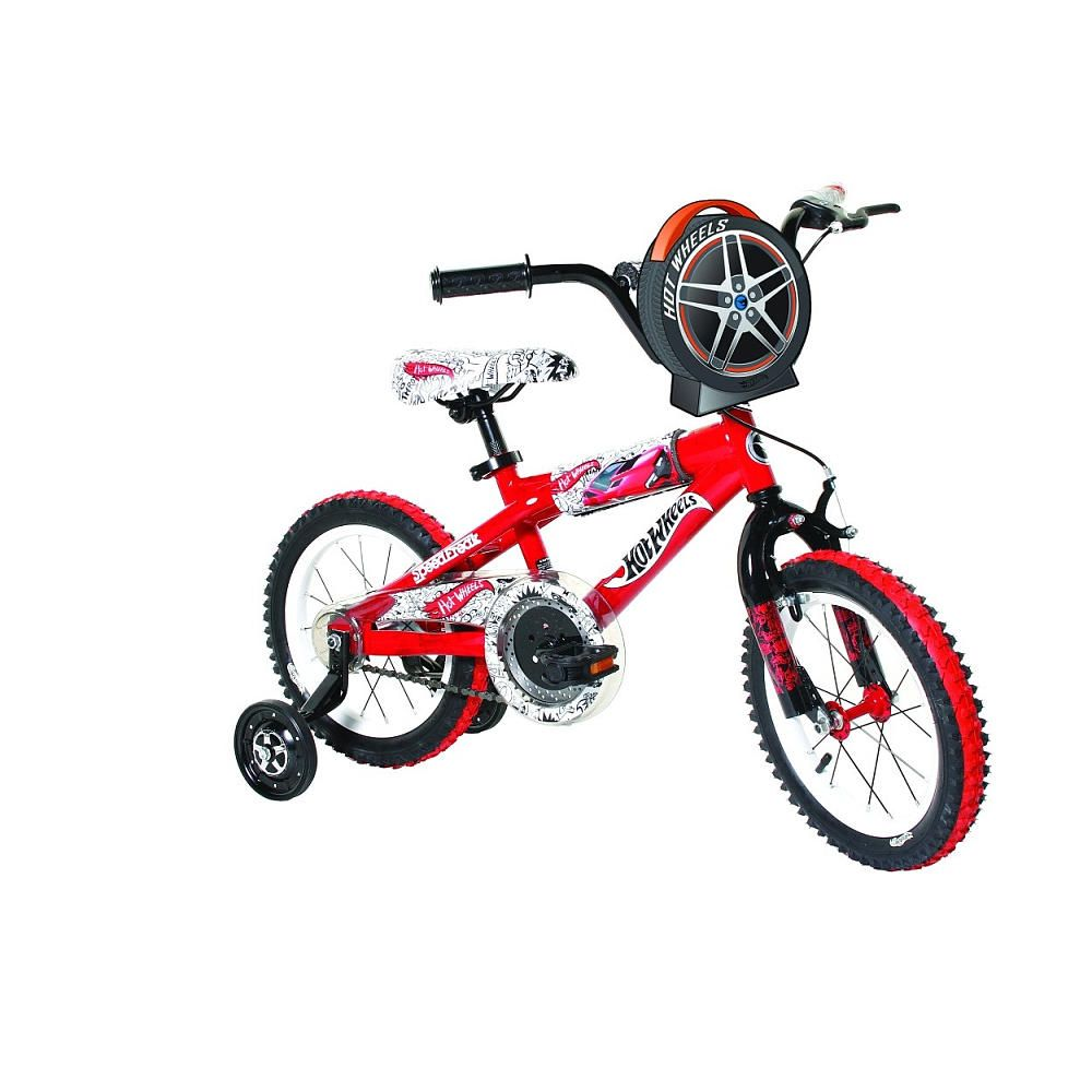 Boys 14 Inch Hot Wheels Bike Dynacraft Toys R Us Best