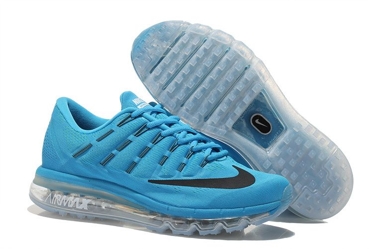 sneakers for cheap e900d 41e0b Nike Air Max 2016 Blue White Black Men- new style nike air max 2016  published great running feeling