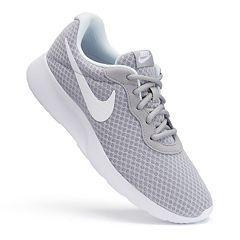 Gray nike shoes, Nike tanjun