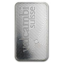 1 Oz Platinum Bar Valcambi In Assay Bar Gold Coins Ebay