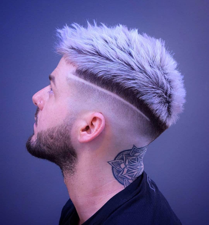 Neue Frisuren Coiffure Homme Dessin Coloration Cheveux Homme Coiffure Homme