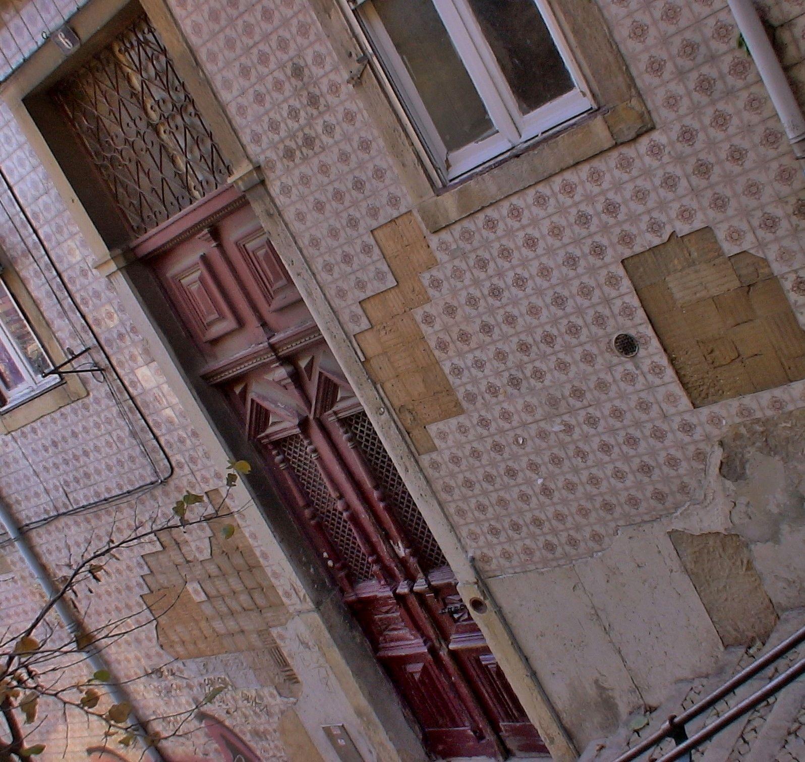 Escadinhas da Saúde - Lisboa '3'