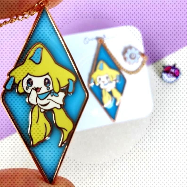 Pokemon Star Piece Pins made by Quirkory -