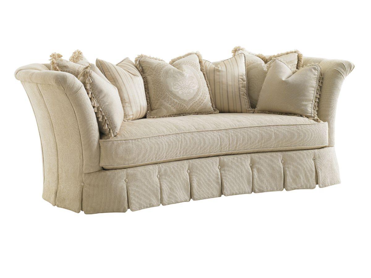 Florentino Elisabetta Sofa Lexington Home Furniture Sofa