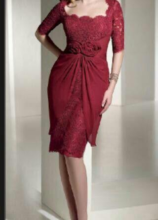 vestido color ciruela   vestidos   Pinterest   Ciruelas, Moda ...