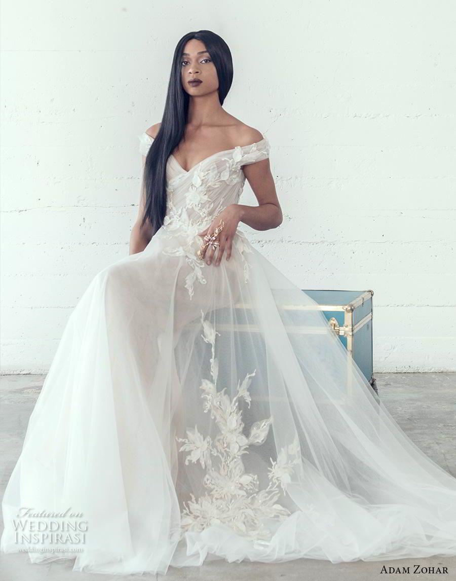 Adam zohar wedding dresses wedding dresses pinterest