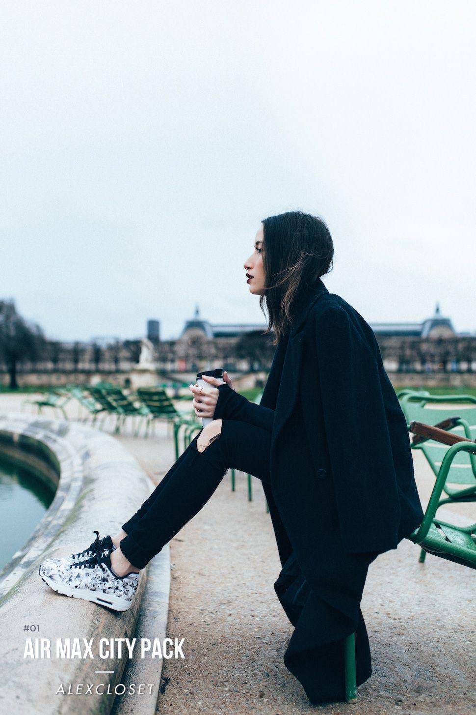 PARIS CITY GUIDE W/ AIRMAX #CITYPACK: Alex's Closet : Blog mode, beauté et voyage - Paris - Montréal