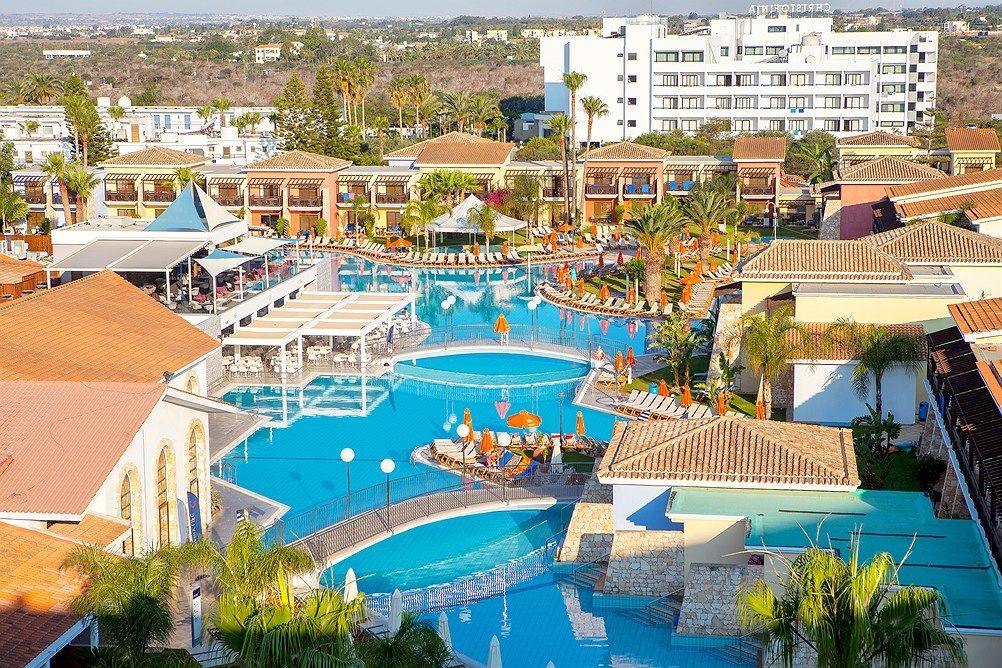 Family Life Aeneas Resort Spa By Atlantica Ssss Nissi Beach