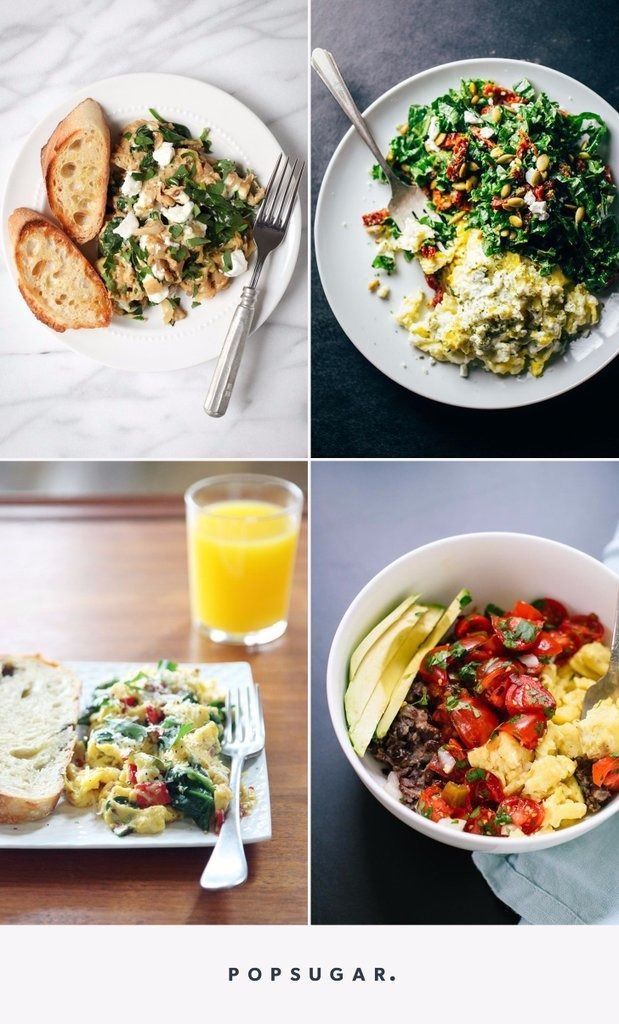 11 Recipes That Prove Cheese Is a Scrambled Egg's Best Friend