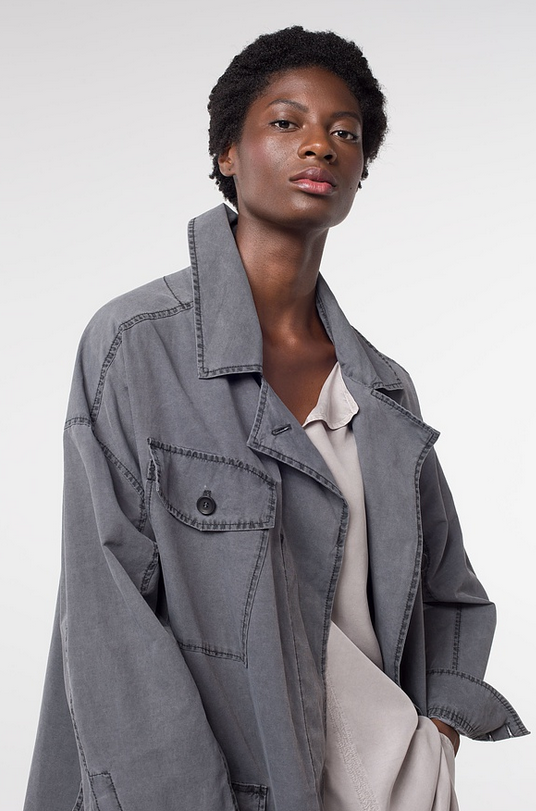 Perfect water-repellent coat if you love pockets at OSKA New York ... 9edf5f704