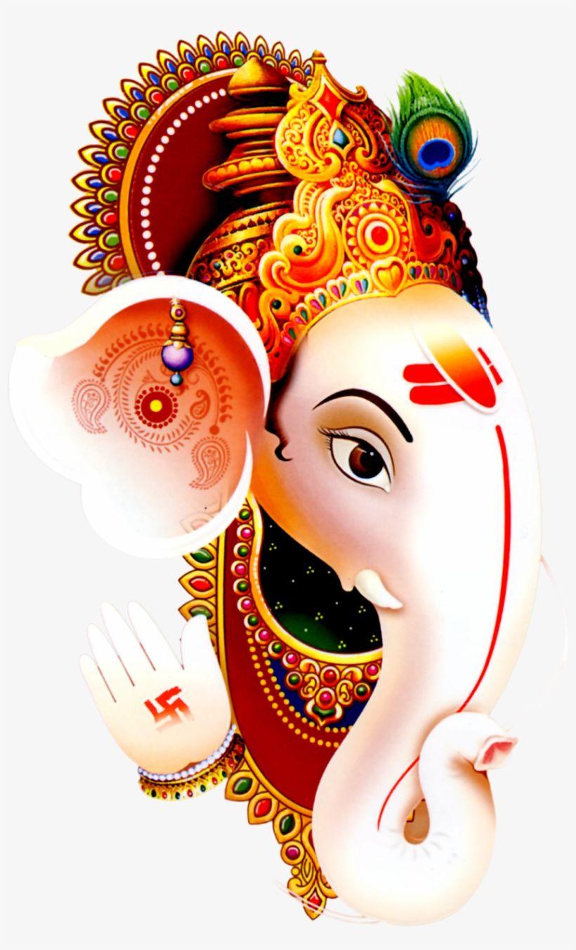 Ganapathi Wallpaper Hd Ganesh Ji Hd Png Transparent Png Download Ganesh Wallpaper Ganesh Chaturthi Images Ganesh Images