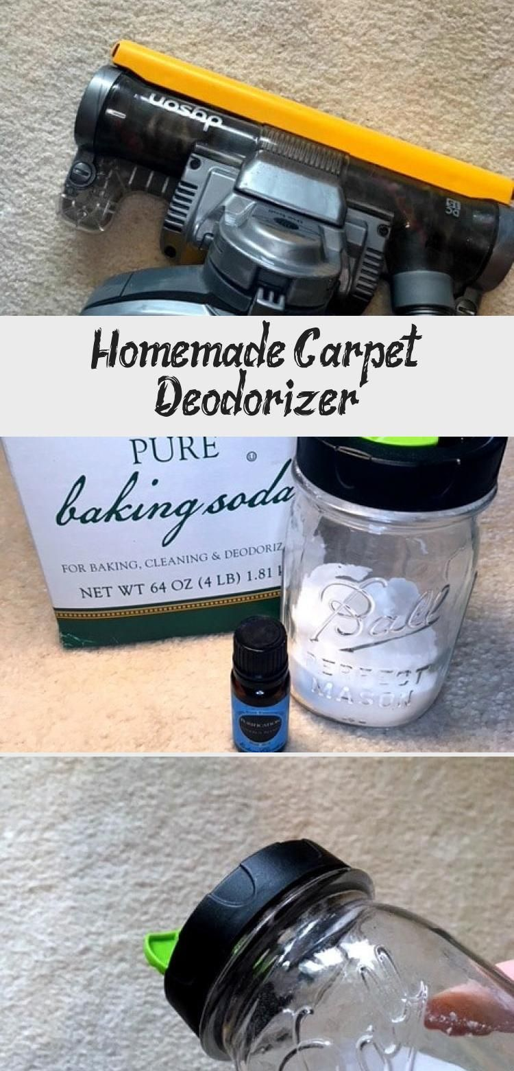 Get rid of funky smells with this easy to make homemade