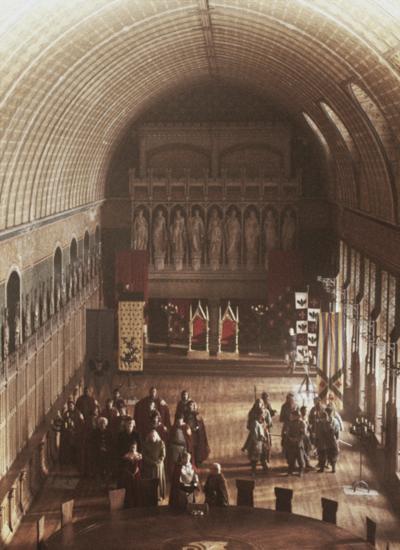 Throne Room Round Table Throne Room Merlin Cast Merlin