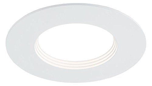 Wac Lighting Hr3d Ro93022s Wt Duo Led Warm Dimming Recessed Downlight Trim 3 White Wac Lighting Downlights Recessed Lighting Trim