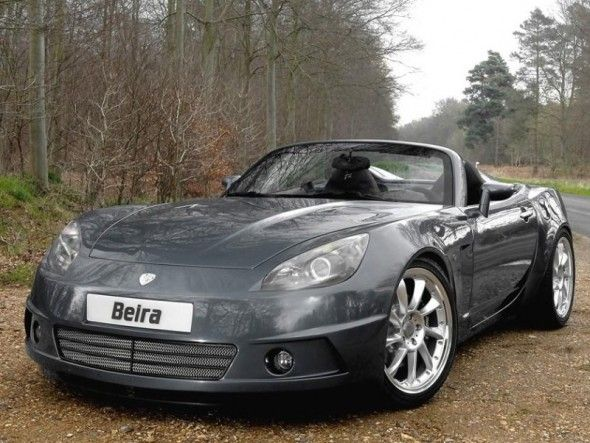Top Sports Cars: Breckland