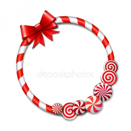 ᐈ Candy cane borders stock cliparts Cute candy, Free