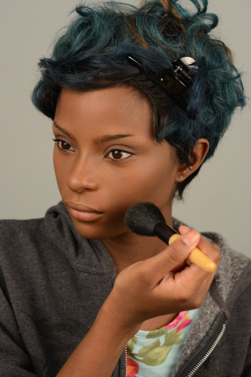 How to Highlight and Contour Your Whole Face beauty
