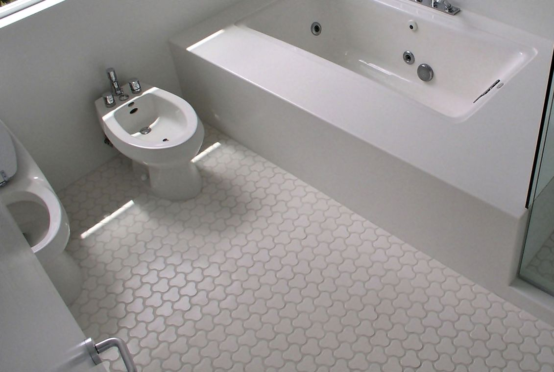 Best Bathroom Flooring Materials Bathroom Ideas Pinterest - Bathroom floor materials