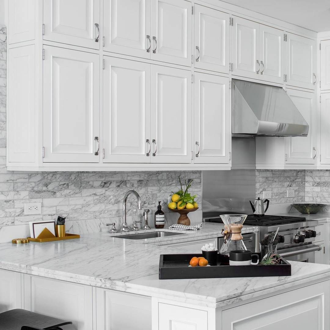 15 1k likes 114 comments homepolish homepolish on instagram marble has become bas on kitchen remodel gold hardware id=29698