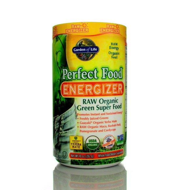 garden of life perfect food energizer - Garden Of Life Perfect Food