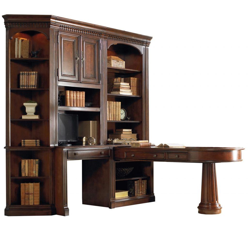 Eck Schreibtisch, Schrankwand, große home office Möbel | Büromöbel ...