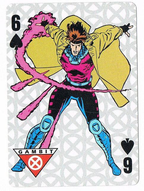 Six of Spades - Gambit
