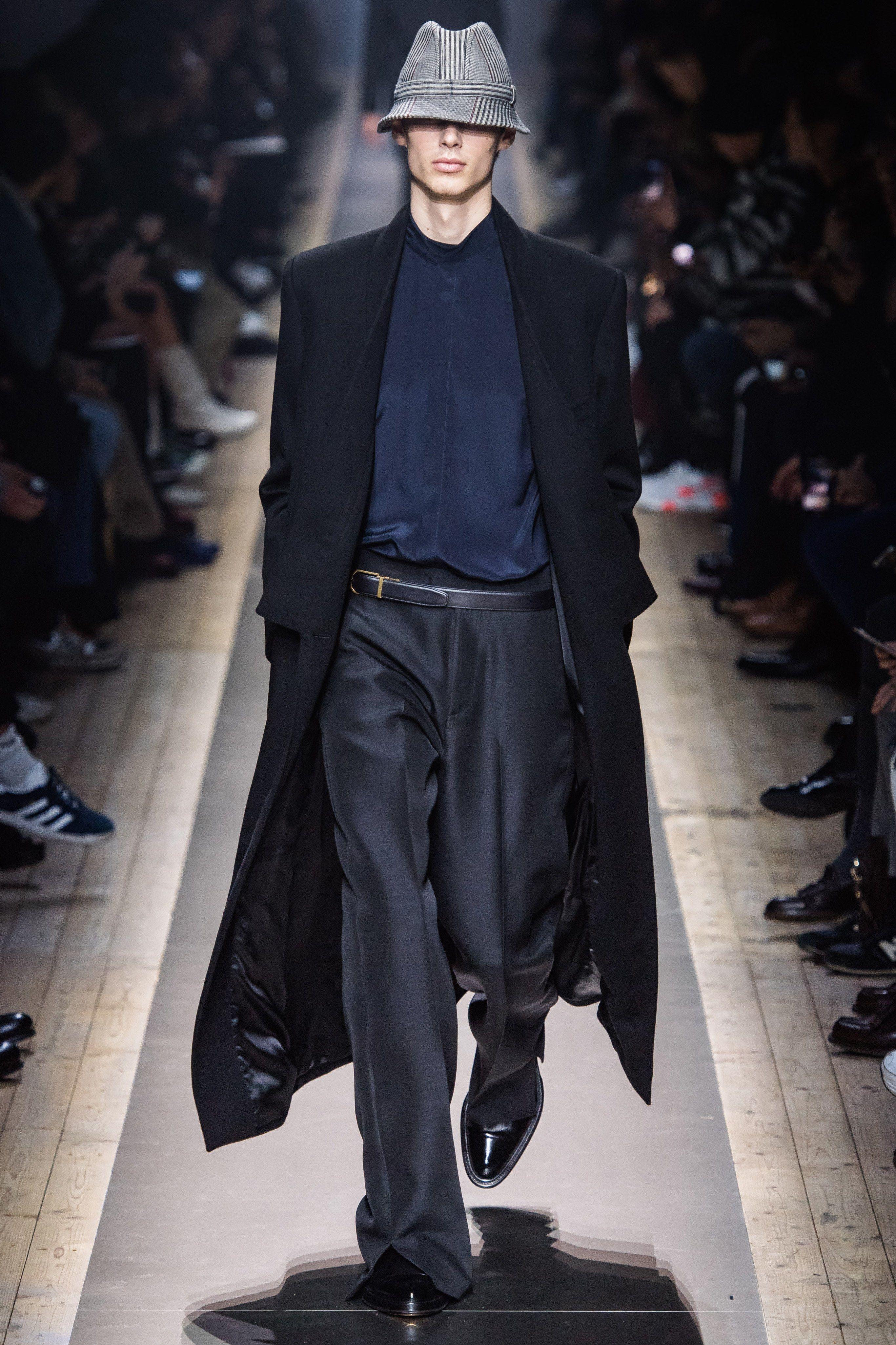 3ab66451e Dunhill Fall 2019 Menswear Fashion Show in 2019 | inspiration...thru ...