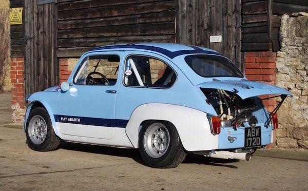 Fiat Abarth 1000 Tc Corsa Kleintjes Jeugd