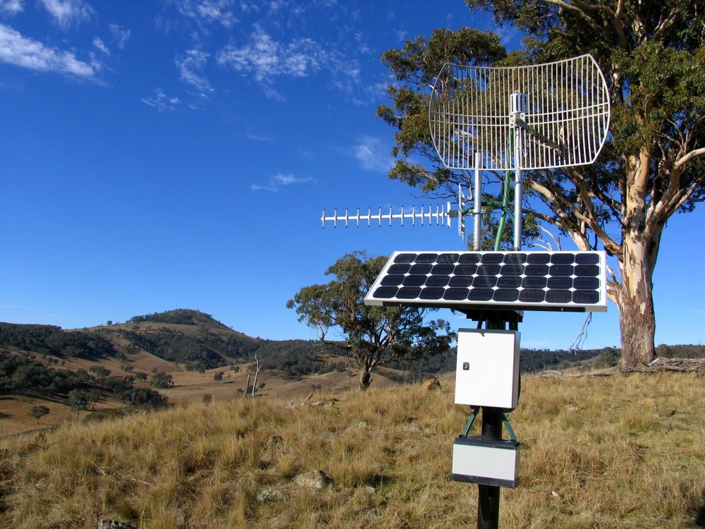 Diy Remote Area Internet Solar Off The Grid Solar Power
