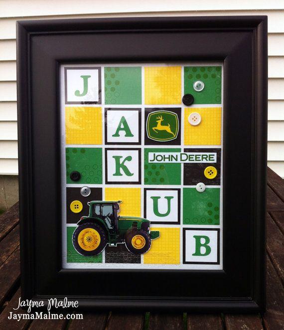 Best 25+ John Deere Decor Ideas On Pinterest