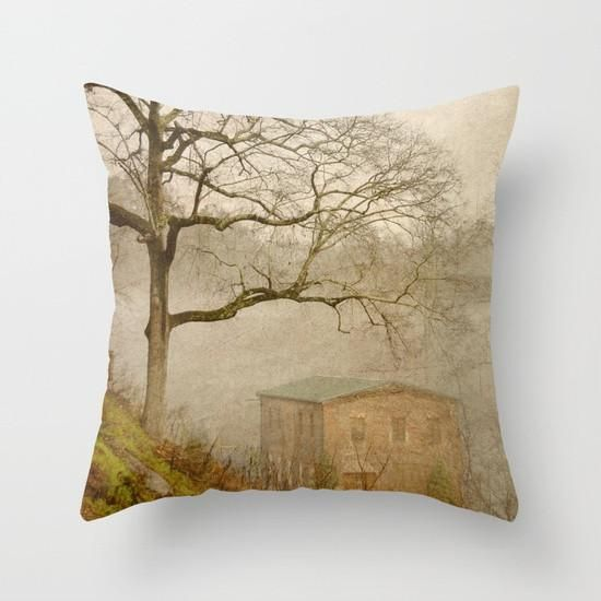 Old Roswell Mill Pillow | Pillows