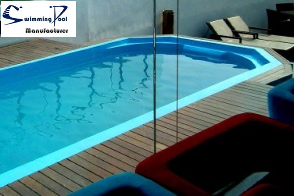 One Piece Swimming Pools Have Taken A Significant Portion Of The Pool Industry S Business Due To The Sleek D Swimming Pools Prefabricated Swimming Pool Pool