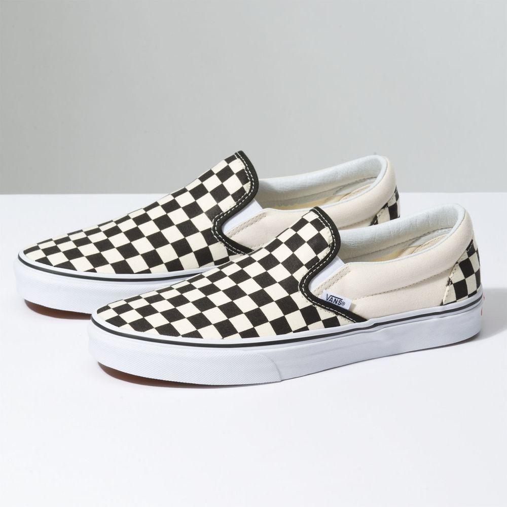 Tênis Classic Slip On lojavans | Sapatos vans masculinos