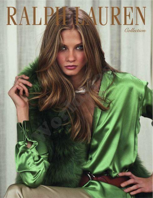 Ralph LAuren Collection SS 2012 Anna Selezneva