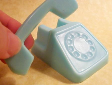 Unique and crazy soap design